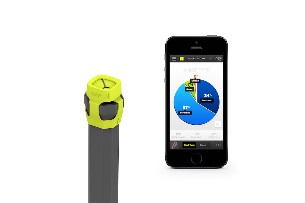 Zepp Sensor data