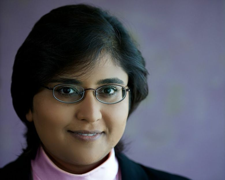 "Dr Anita Goel is a pioneer in the emerging field of ""nanobiophysics"""