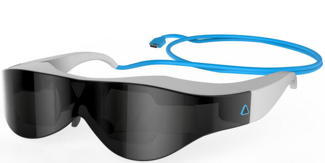 Atheer wants to deliver 3D augmented reality with a pair of glasses.