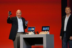Steve Ballmer came to Qualcomm's keynote last year.