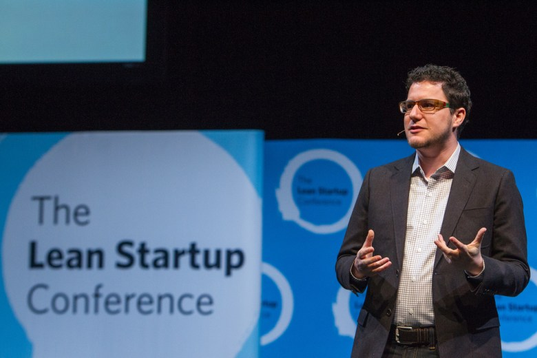 Lean Startup founder Eric Ries
