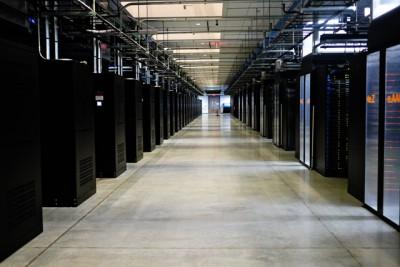 Facebook's data center in Prineville, Ore.