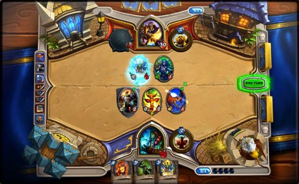 Hearthstone: Heroes of Warcraft for PC and Mac.