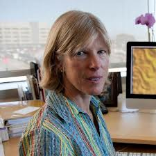 """Cynthia Kenyon doesn't believe aging is something that just """"happens."""""""