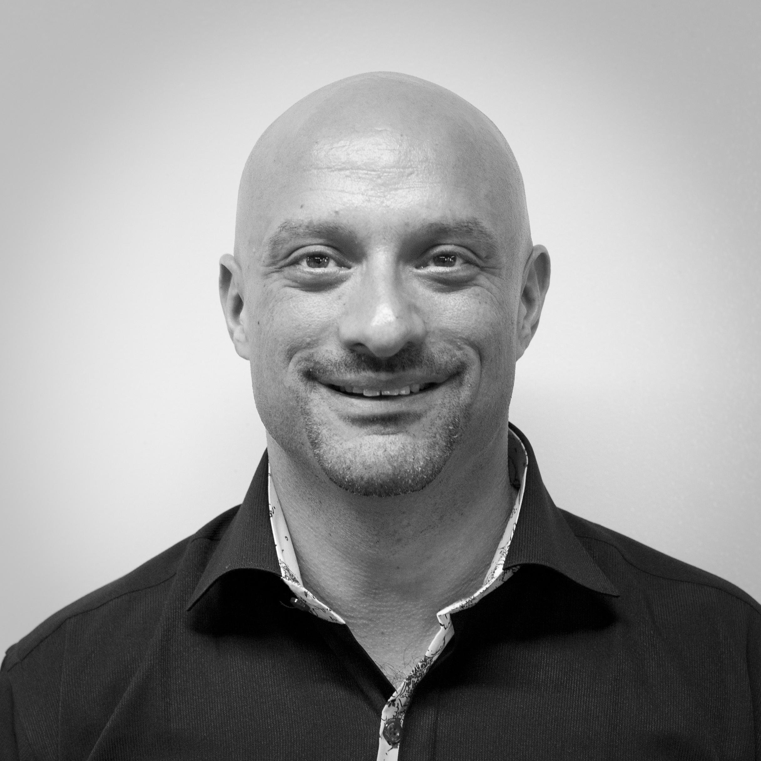Jay Wampold, vice president of marketing at Chef.