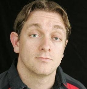 Mike Ellis, design director at Microsoft's 343 Industries.