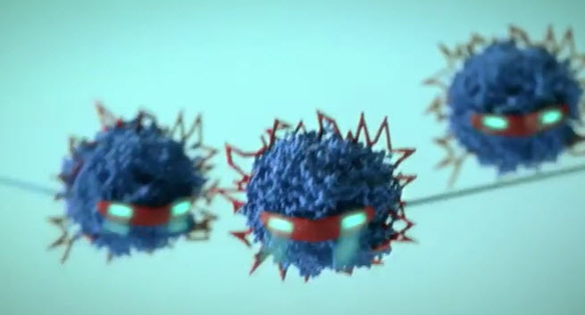 Nanomedicine nicknamed Ninjas can attack Superbugs.