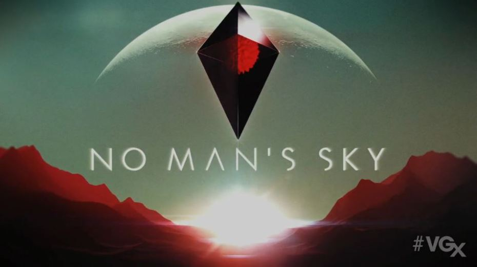 No Man's Sky from Hello Games.