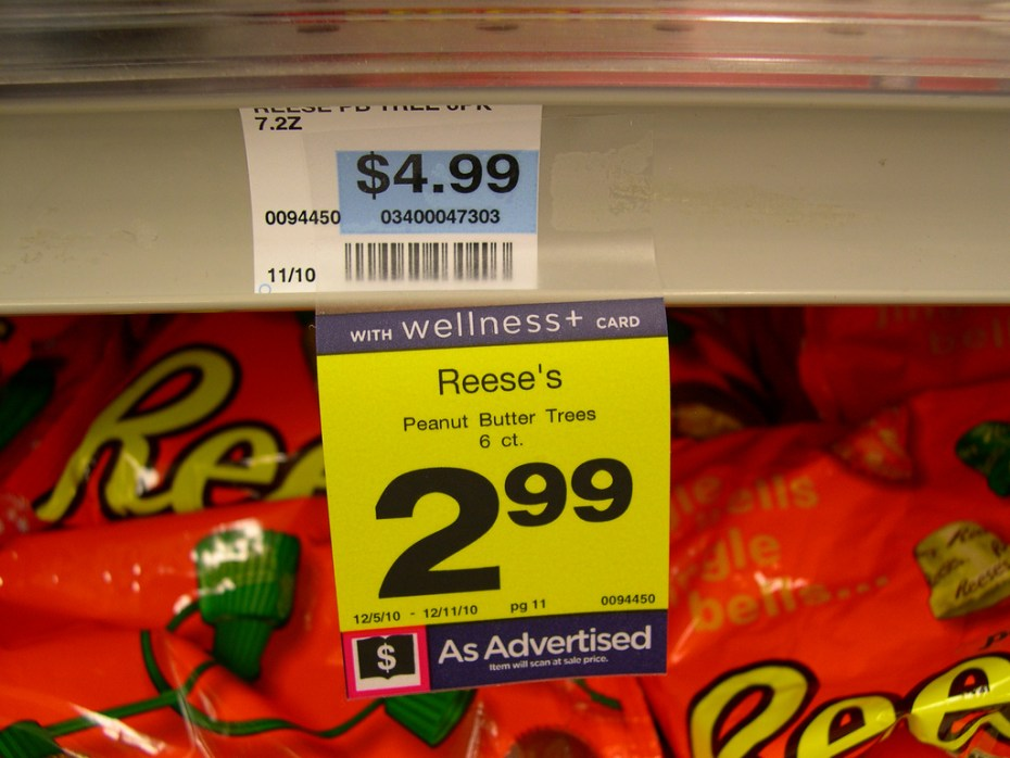 Price tags reeses AR McLin flickr
