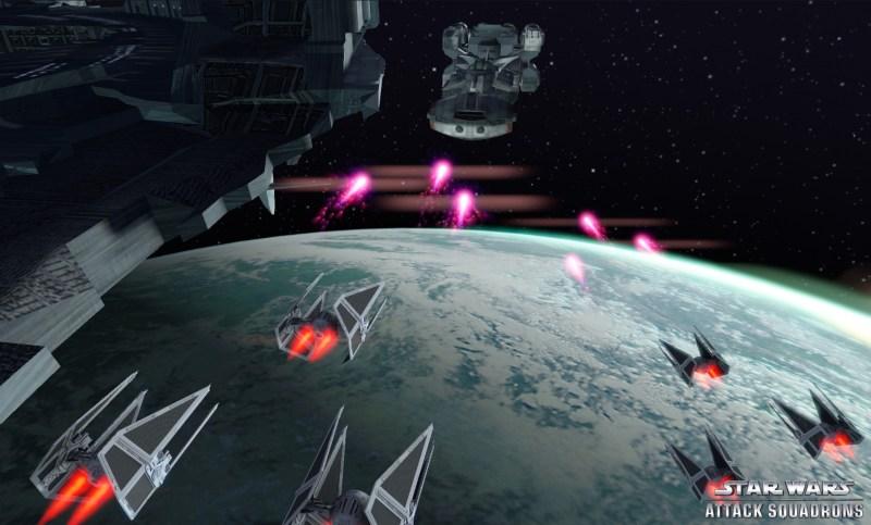 Star Wars: Attack Squadron