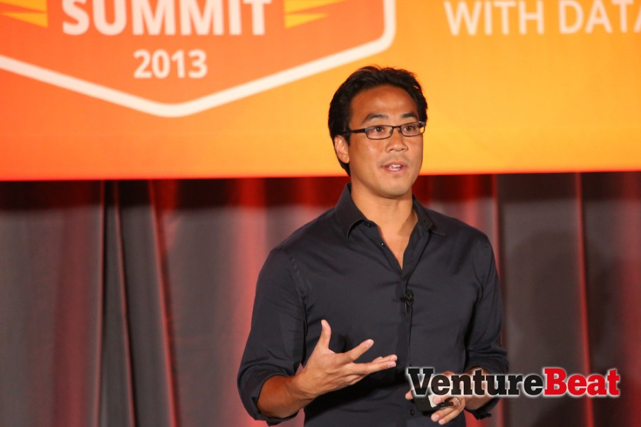 Scott Yara, the senior vice president of products at Pivotal, speaks at the 2013 DataBeat/Data Science Summit.