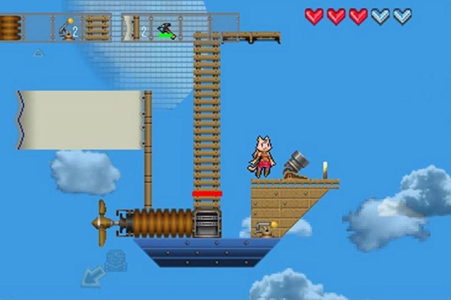 Airship Q? More like Airship cutie!