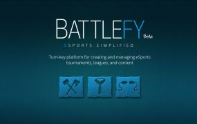 Battlefy is a new e-sports tournament platform.