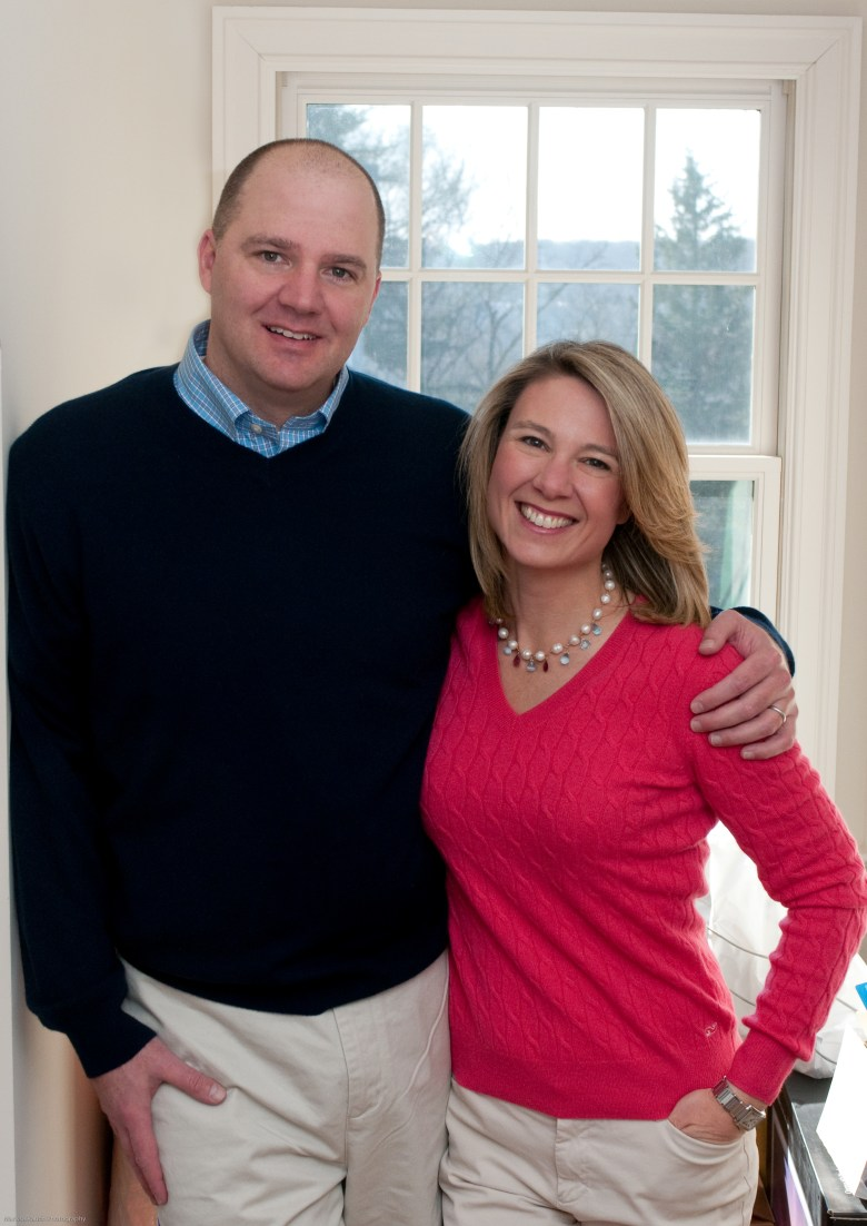 Tales2Go's founders William Weil and wife Tracey Weil