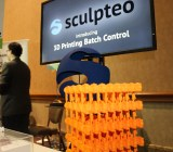 Sculpteo prints your 3D models, and now can do so in batches with variable pricing. #CES2014