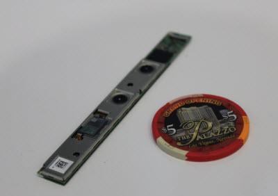Intel's RealSense 3D depth camera board up close