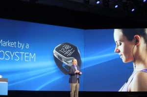 Intel smart watch