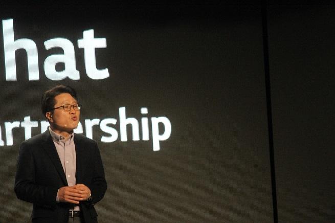 LG's CTO Scott Ahn