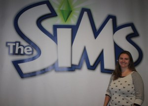 Lyndsay Pearson of EA's Sims Studio