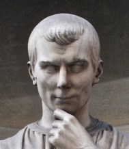 Machiavelli philosophises over the Steam Box