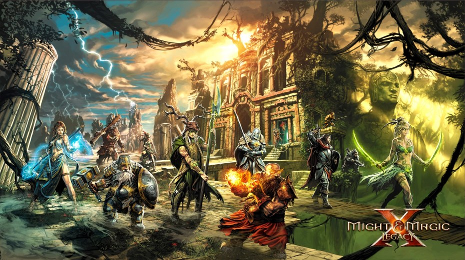 Might & Magic X: Legacy recaptures the feel of older role-playing games -- and not in a good way.