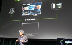 Nvidia can stream games from a PC to a TV