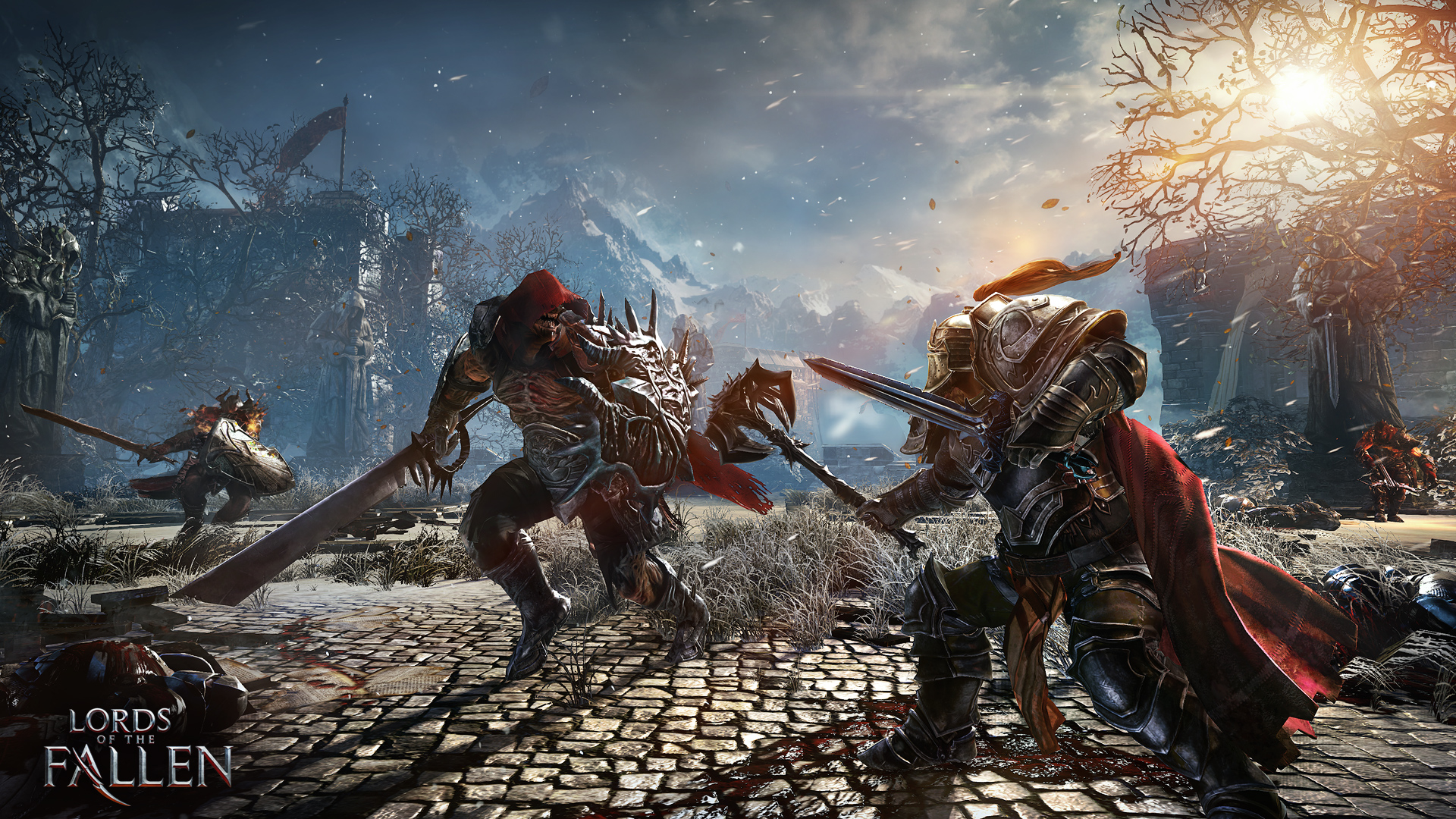A screenshot from Lords of the Fallen (Xbox One/PlayStation 4/PC, 2014)