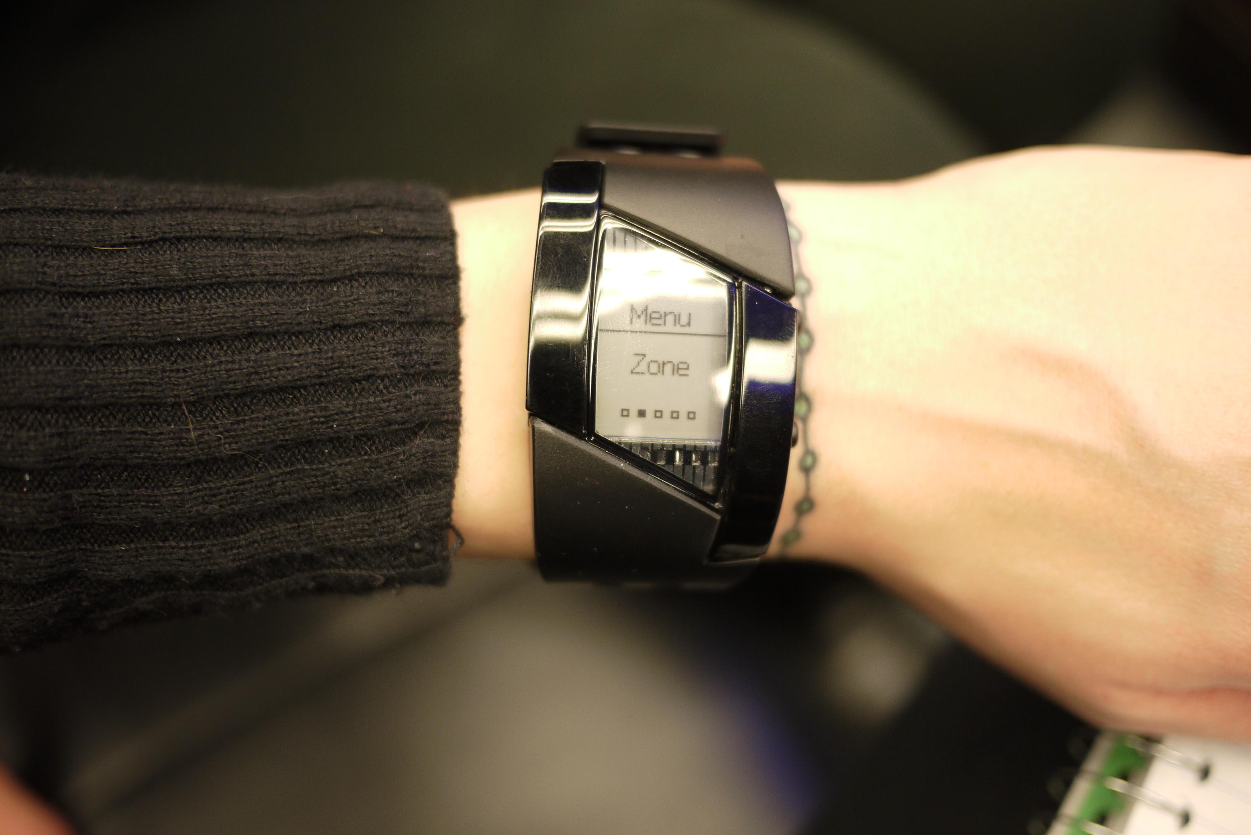 Epson Pulsense Smartwatch