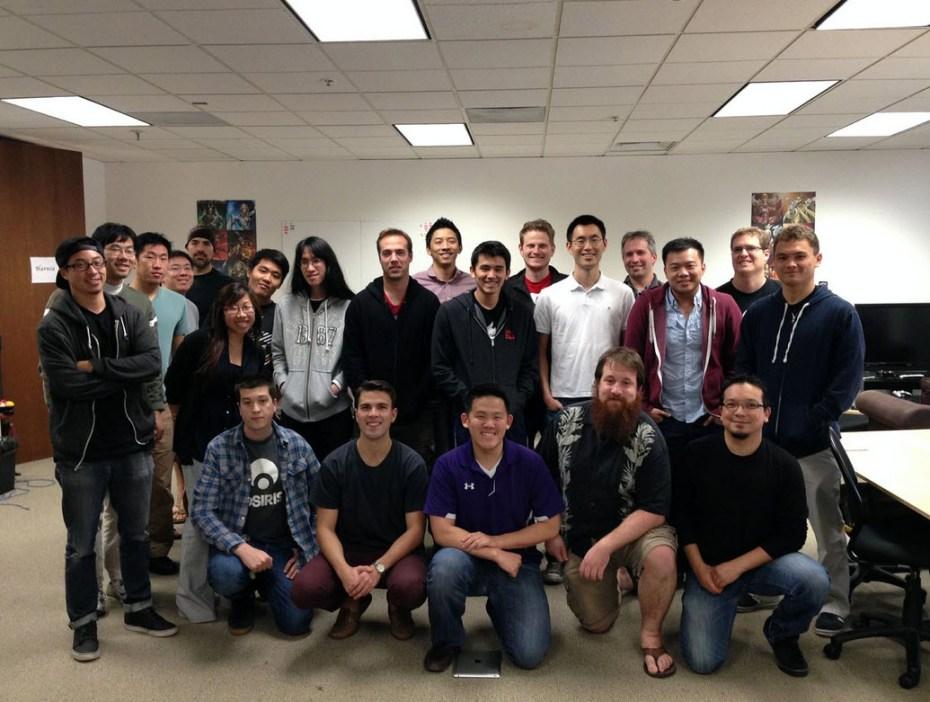 The Quark Games team