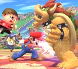 Maybe Mario punched Bowser so hard in the crotch that it broke the game.