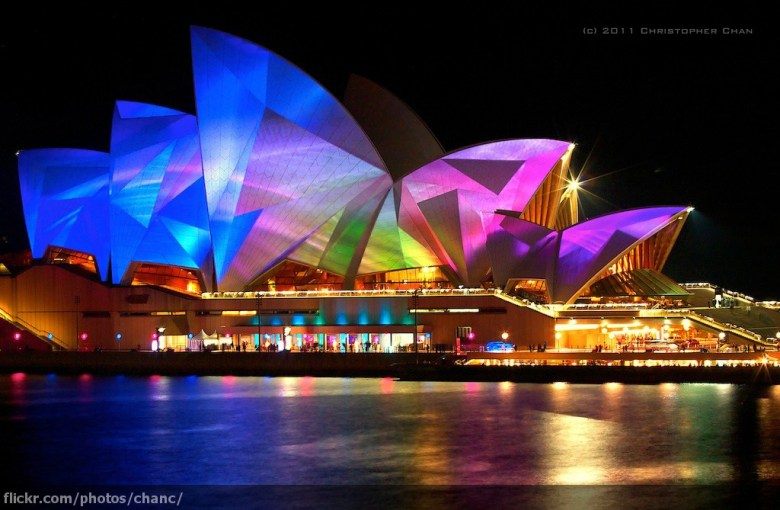 Australia: home of the Sydney Opera House -- and a long history of equity crowdfunding.