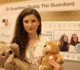 Josipa Majic founded Teddy The Guardian, which measures a kid's vitals in a friendly way.