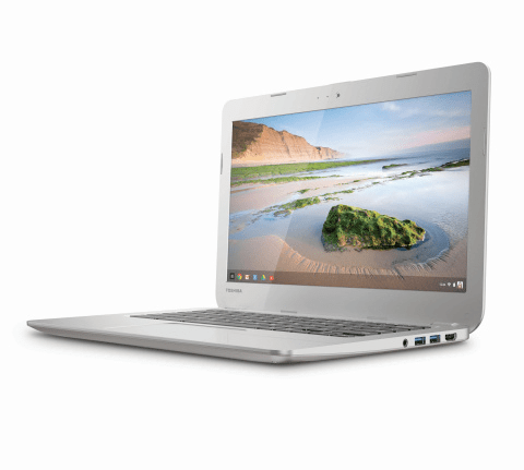 The newest member of the growing Chromebook family.