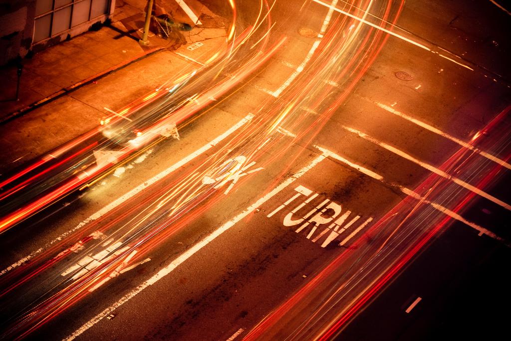 Traffic Cyril Caton flickr
