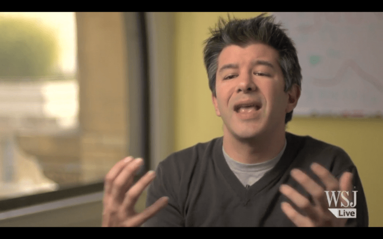 Travis Kalanick, cofounder and chief executive of Uber.