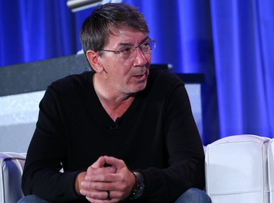 Will Wright at GamesBeat 2013.