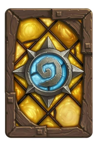"So far, all we know is that this design will be unlocked through ""special Hearthstone events."""