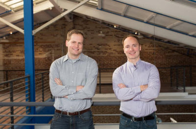 Collin Jackson and Ian Fischer of Apportable