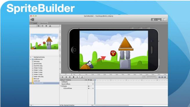 Apportable Sprite Builder