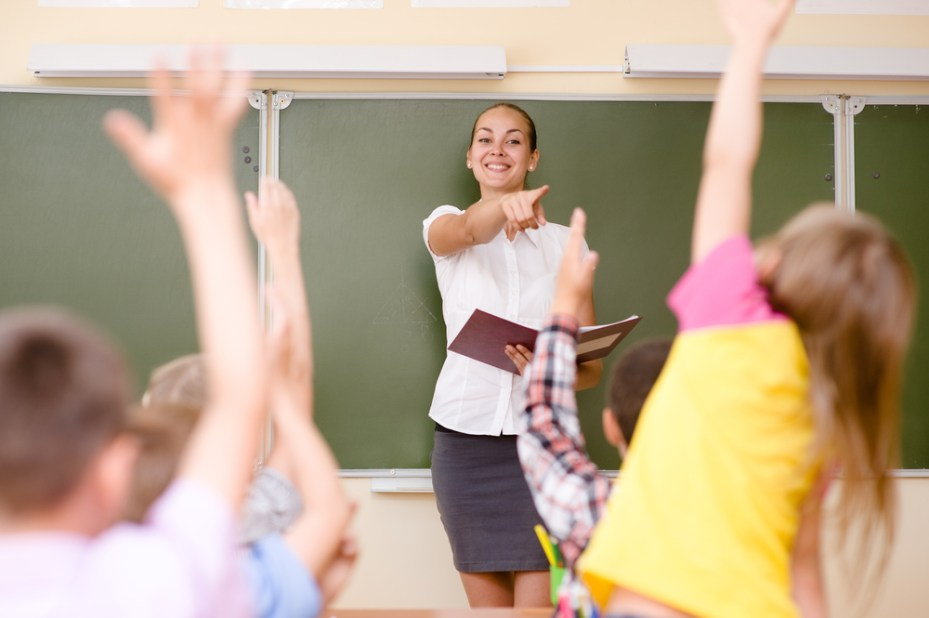 classroom Ermolaev Alexander shutterstock