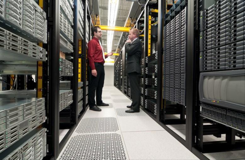 data center people Arjuna Kodisinghe shutterstock
