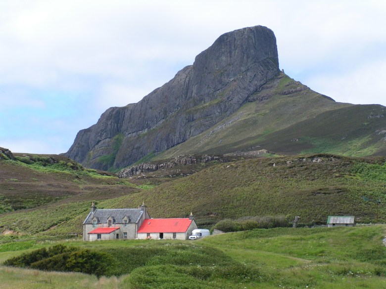 The world's first 100% renewable-energy place: The island of Eigg in Scotland