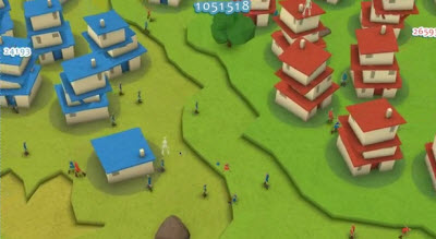 Godus fight