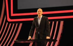 Phil Harrison, corporate vice president of Microsoft, lauded the Rockstar Hall of Famers for groundbreaking games like Red Dead Redemption and Grand Theft Auto V.