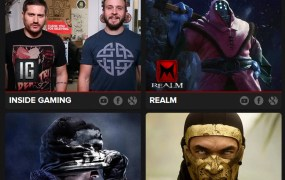 Machinima channels