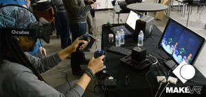 MakeVR and STEM controllers work with Oculus VR