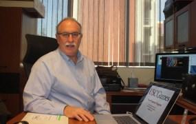 Mike Zyda of USC GamePipe Laboratory