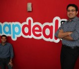 Snapdeal cofounders Rohit Bansal and Kunal Bah