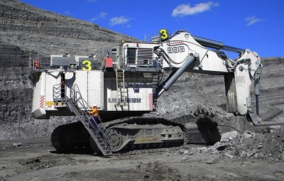 Thiess mining equipment