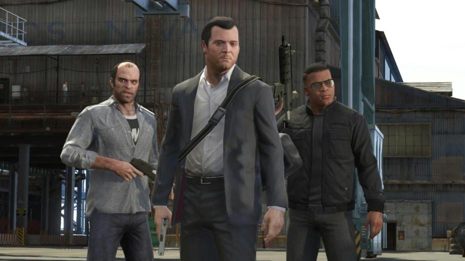 Grand Theft Auto V's creators are now in the gaming Hall of Fame.